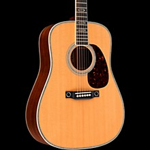 Martin HD-35 CFM IV 60th Dreadnought Acoustic Guitar Natural