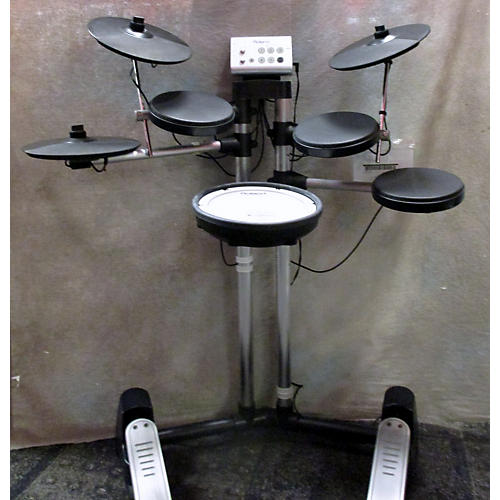 used roland hd1 electric drum set guitar center. Black Bedroom Furniture Sets. Home Design Ideas