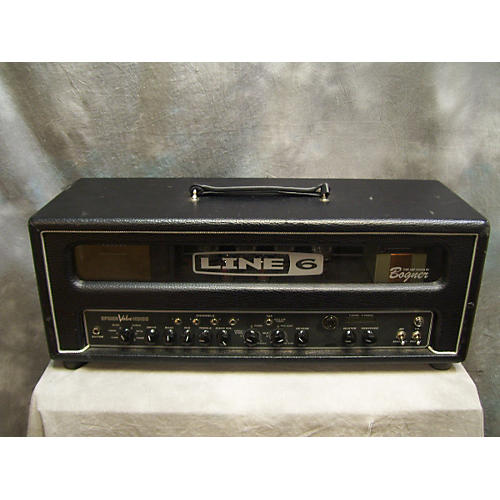 Line 6 HD100 BOGNER Tube Guitar Amp Head-thumbnail
