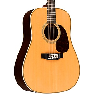 Martin HD12-28 Standard 12 String Dreadnought Acoustic Guitar by Martin