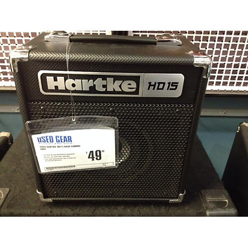 Hartke HD15 Bass Combo Amp-thumbnail