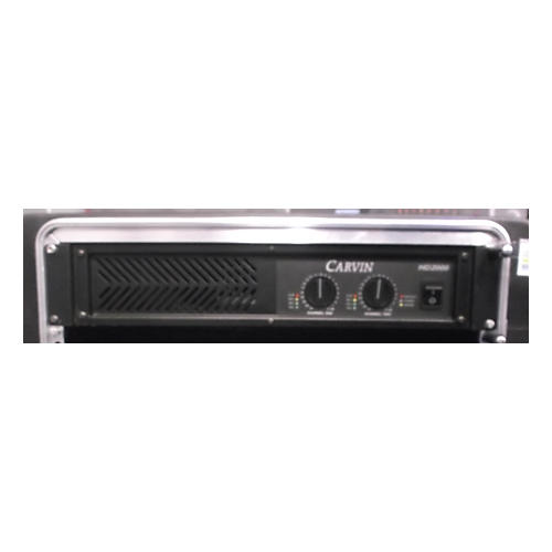 Carvin HD2000 Power Amp