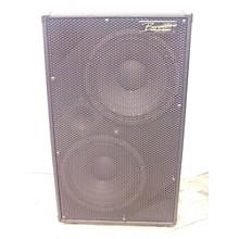 Bergantino HD212 Bass Cabinet