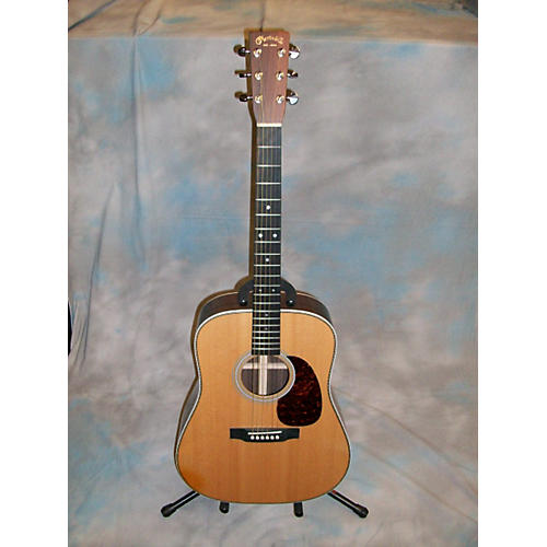 Martin HD28 Acoustic Guitar Natural