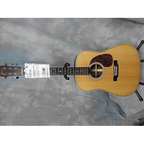 Martin HD28 Natural Acoustic Guitar-thumbnail