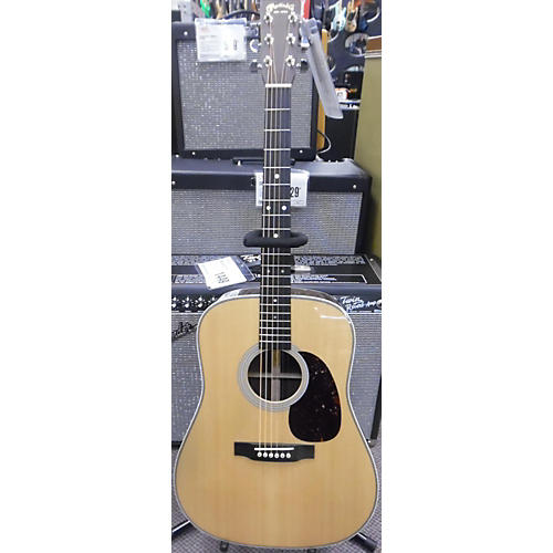 used martin hd28 w fishman matrix preamp acoustic electric guitar guitar center. Black Bedroom Furniture Sets. Home Design Ideas