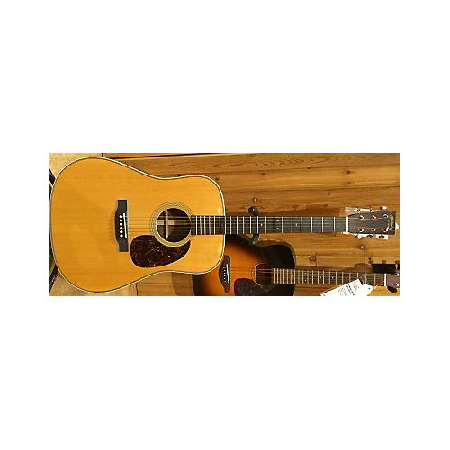 Martin HD28E Retro Acoustic Electric Guitar