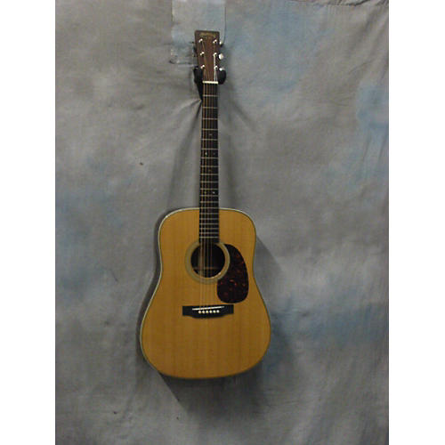Martin HD28V Vintage Series Acoustic Guitar Natural