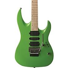 Mitchell HD400 Hard Rock Double Cutaway Electric Guitar Level 1 Green Lemon