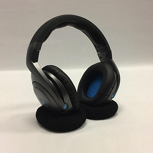 used sennheiser hd6 mix studio headphones guitar center. Black Bedroom Furniture Sets. Home Design Ideas