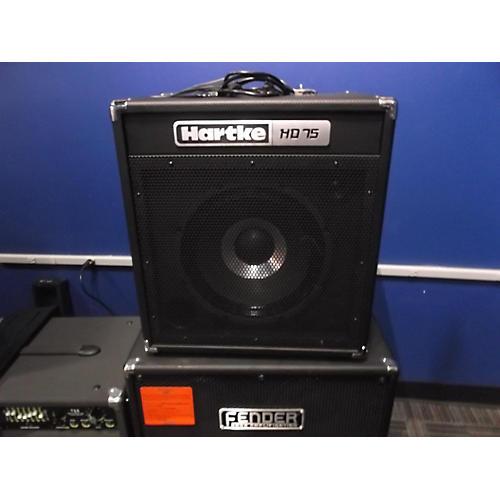 used hartke hd75 bass combo amp guitar center. Black Bedroom Furniture Sets. Home Design Ideas