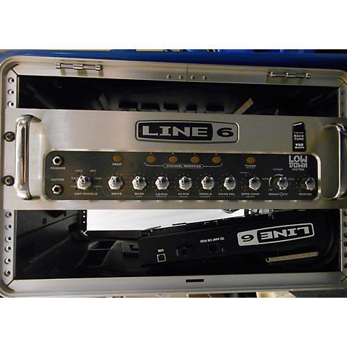 Line 6 HD750 Bass Amp Head-thumbnail