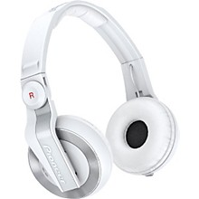 Pioneer HDJ-500 DJ HEADPHONES Level 1 White