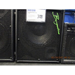 Pre-owned Bergantino HDN112 Bass Cabinet by