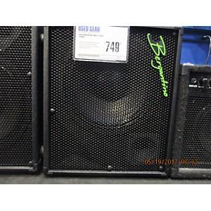 Pre-owned Bergantino HDN112 Bass Cabinet by Bergantino