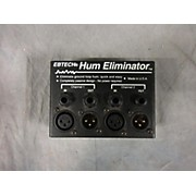 Ebtech HE-2-XLR Hum Eliminator Pedal