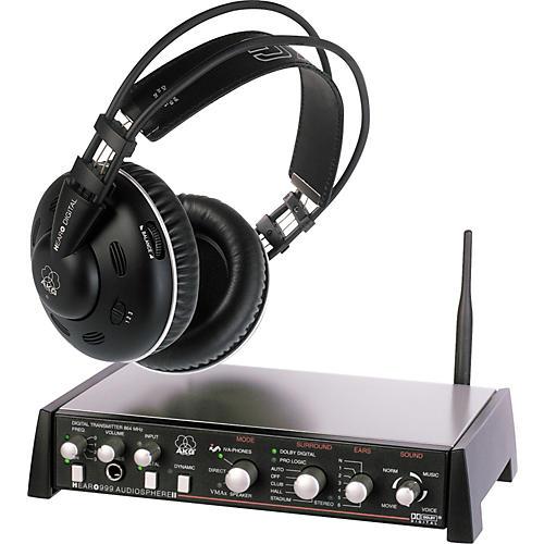 AKG HEARO 999 Audiosphere II Digital Wireless Headphones-thumbnail
