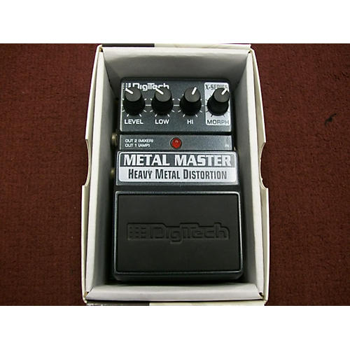 Digitech HEAVY METAL DISTORTION Effect Pedal-thumbnail