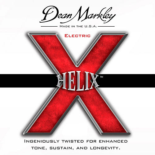 Dean Markley HELIX HD Electric Guitar Strings (MED)-thumbnail