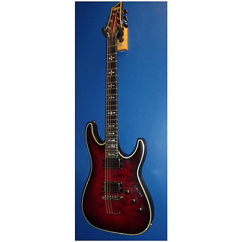 Schecter Guitar Research HELLRAISER EXTREME Solid Body Electric Guitar-thumbnail