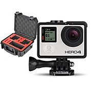 GoPro HERO4 Black - Music with Double Case