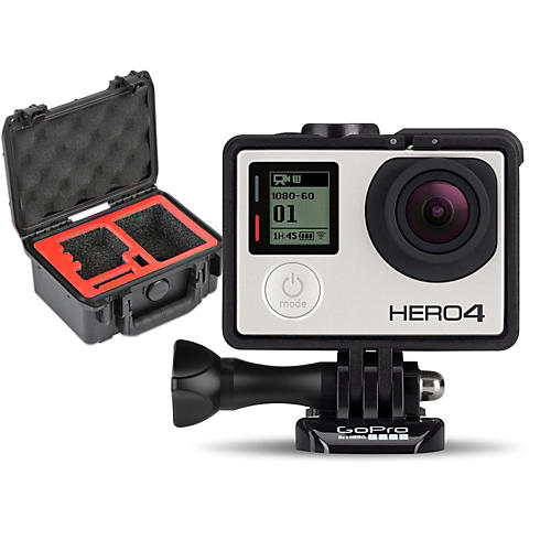 GoPro HERO4 Black - Music with Single Case