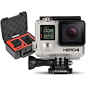GoPro HERO4 Black - Standard with Single Case