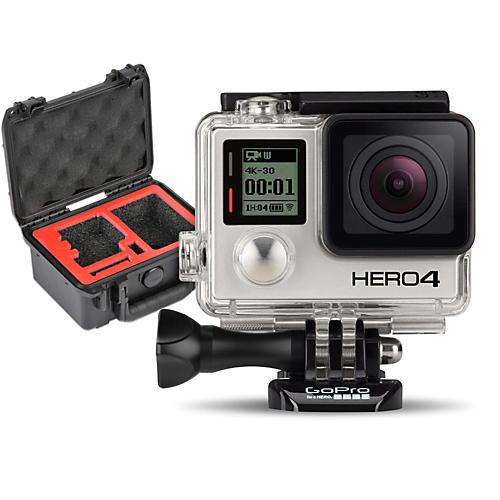 GoPro HERO4 Black - Standard with Single Case