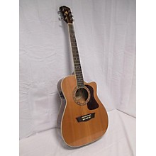 Washburn HF11SCE Acoustic Electric Guitar