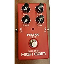 NUX HG-6 Effect Pedal