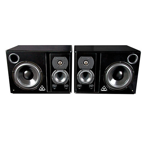 Trident Audio HG3 3-Way Active Studio Monitors with Adjustable Mid/High Section