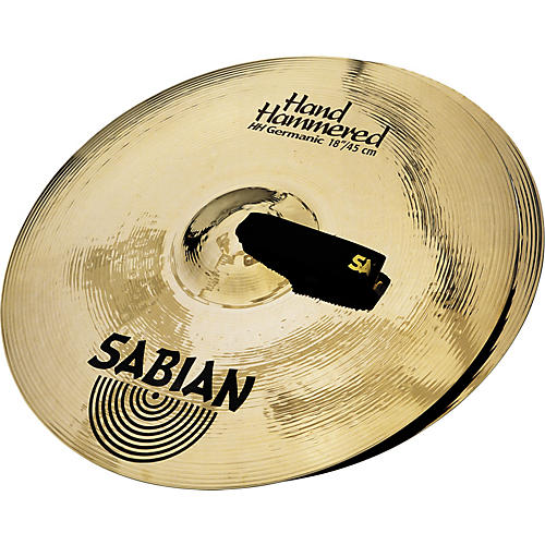 Sabian HH Hand Hammered Germanic Series Orchestral Cymbal Pair 20 in. Brilliant