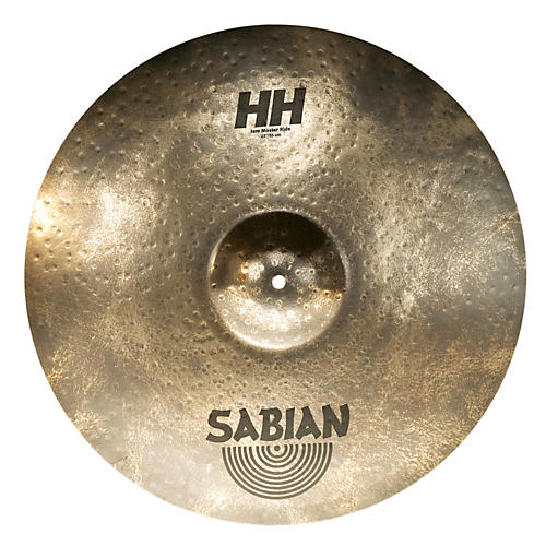 Sabian HH Jam Master Ride Cymbal 22 in.