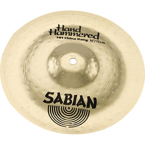 Sabian HH Series China Kang Cymbal  10 in.