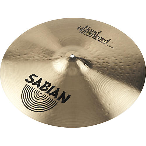 Sabian HH Series Extra Thin Crash Cymbal-thumbnail