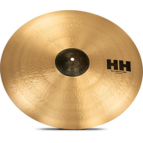 Sabian HH Series Raw Bell Dry Ride Cymbal-thumbnail