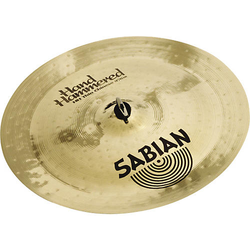 Sabian HH Series Thin Chinese Cymbal  20 in.
