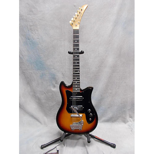 HARMONY HH Solid Body Electric Guitar