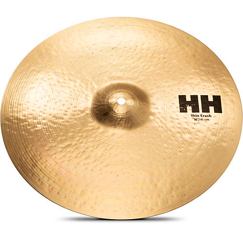 Sabian HH Thin Crash Brilliant 16 in.