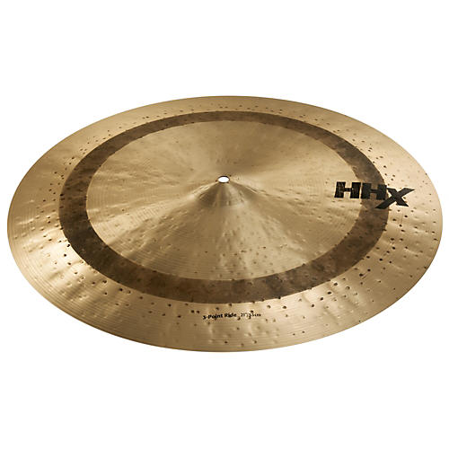 Sabian HHX 3-Point Ride Cymbal 21 in.