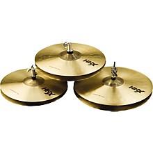 Sabian HHX-Celerator Brilliant Hi-Hat Cymbals