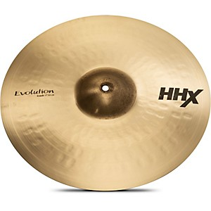 Sabian HHX Evolution Series Crash Cymbal by Sabian