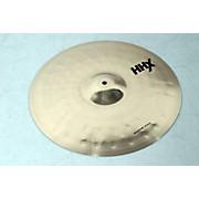 Sabian HHX Fierce Crash Cymbal Brilliant