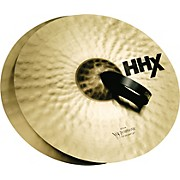 Sabian HHX New Symphonic Viennese Band Cymbal Pair
