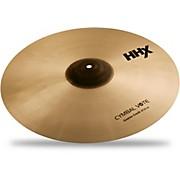 Sabian HHX Series Groove Control Crash Cymbal