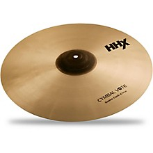 Sabian HHX Series Groove Control Crash Cymbal Brilliant
