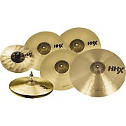 Sabian HHX Super Cymbal Set