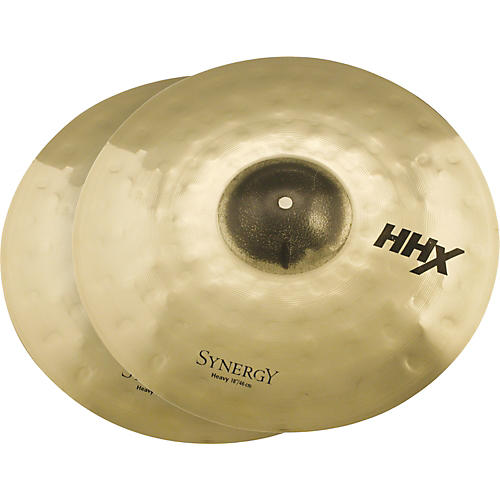 Sabian HHX Synergy Series Heavy Orchestral Cymbal Pair-thumbnail