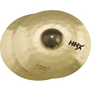 Sabian HHX Synergy Series Heavy Orchestral Cymbal Pair by Sabian