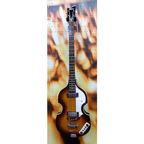 Hofner HI-SERIES B BASS Electric Bass Guitar-thumbnail